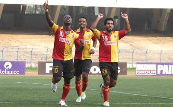 I-League:East Bengal vs Salgaocar,Chidi Edeh