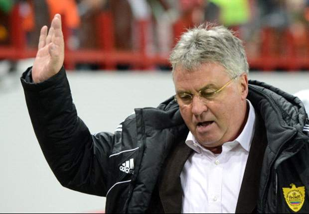 Hiddink to retire at the end of the season