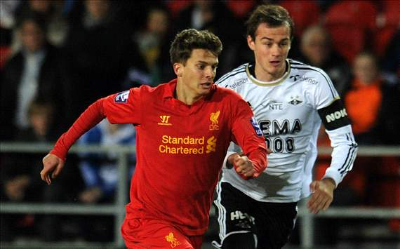 US starlet Marc Pelosi raising expectations at Liverpool