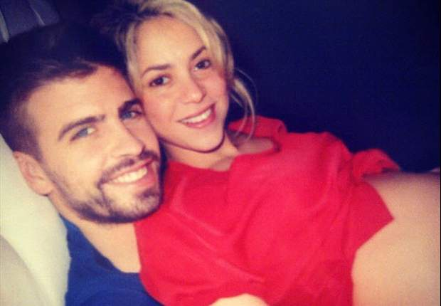 Barcelona defender Pique becomes a father