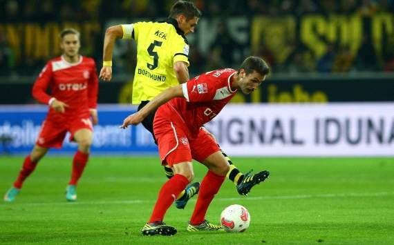 Germany, Bundesliga, Borussia Dortmund vs. Fortuna Dusseldorf, Sebastian Kehl