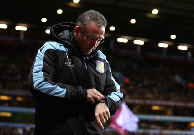 Lambert admits Aston Villa may not make any January signings