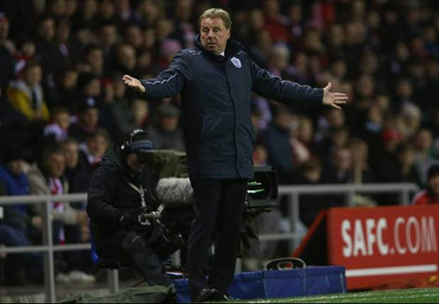 QPR relegation battle leaves Redknapp struggling for sleep