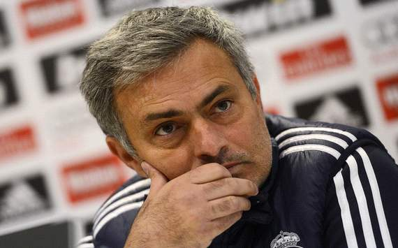 Jose Mourinho - Real Madrid (Getty)