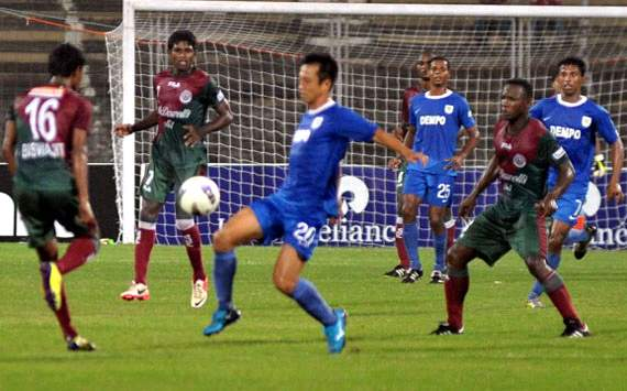 I-League:Dempo vs Mohun Bagan
