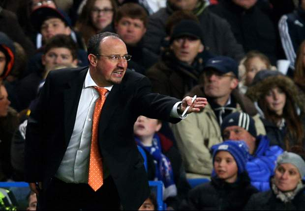 Benitez's wretched reign has yielded no progress for Chelsea