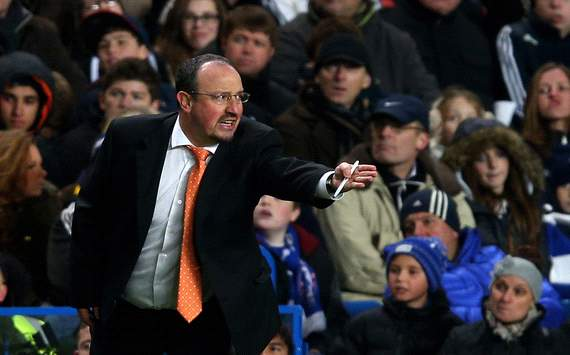 Chelsea must be more clinical, admits Benitez after Southampton collapse