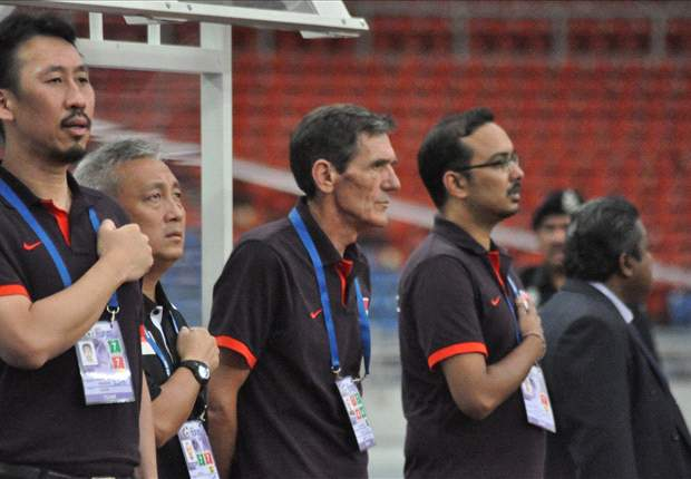 Singapore coach Radojko Avramovic: Even if it is 1-0, I will be satisfied