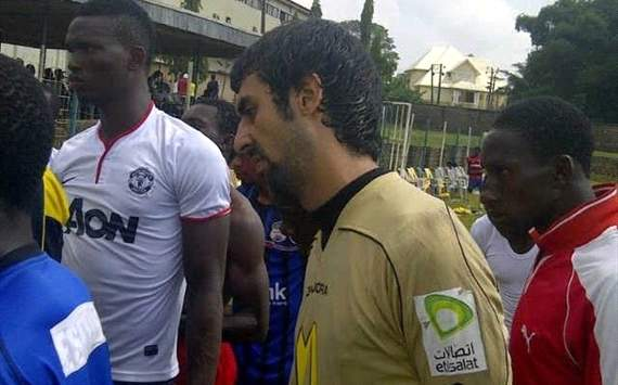 War in Syria made me join Dolphins - Egyptian goalkeeper Awgad Magd