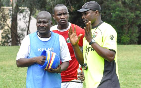 Kevin Omondi and Rama Salim benched as Nandwa picks team to face Uganda Cranes