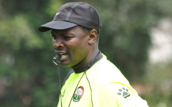 Harambee Stars assistant coach Nandwa confident Kenya will roll past Nigeria