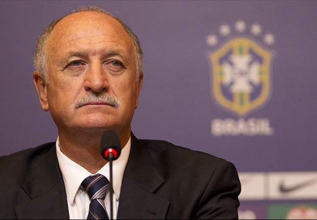 There are few better than Ronaldinho & Neymar, says Scolari