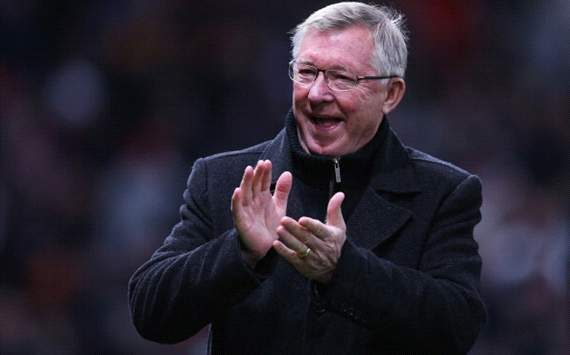 Manchester United boss Ferguson sets sights on FA Cup after Fulham win