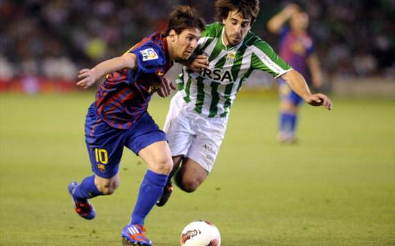 Xavi is as important for Barca as Messi, says Benat