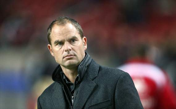 De Boer: Clubs try to copy Ajax academy