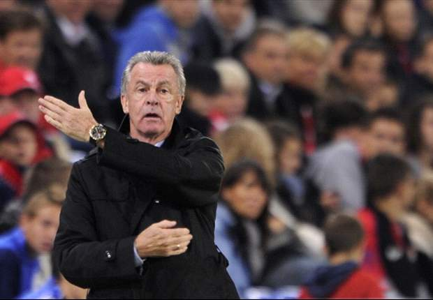 Bayern have strongest squad in Europe, says Hitzfeld
