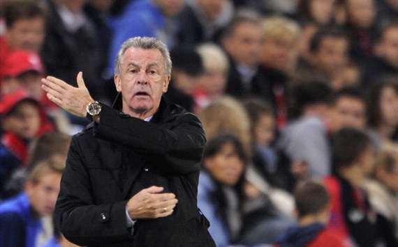 Heynckes & Guardiola pairing would not work, says Hitzfeld