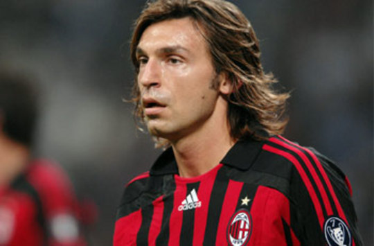 Milan Rocked As Pirlo Out For Two Months