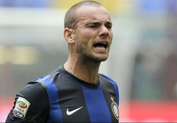 Galatasaray in talks to sign Sneijder