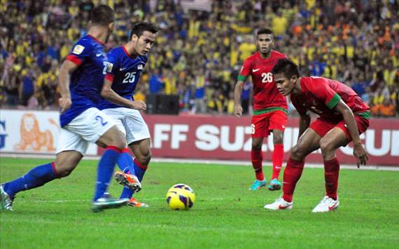 Malaysia v Indonesia - AFF Suzuki Cup
