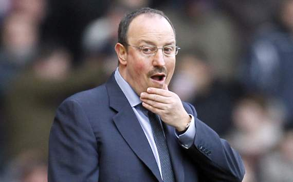 Benitez expects Chelsea to get helping hand from Shakhtar Donetsk