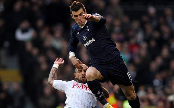 Gareth Bale,Ashkan Dejagah