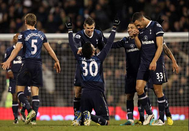 Sandro 'so happy' after scoring in Tottenham win