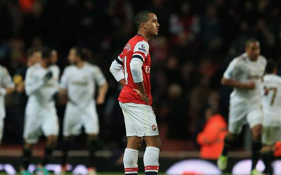 Wenger reveals no breakthrough in Walcott's Arsenal contract talks