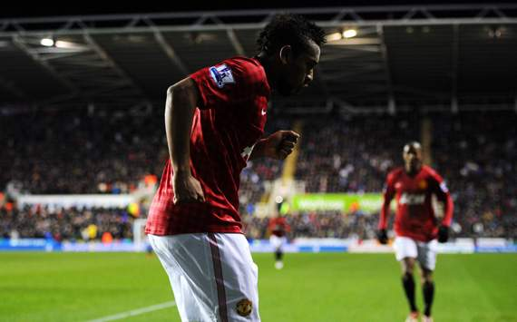 TEAM NEWS: Anderson starts for Manchester United's Premier League fixture against Southampton
