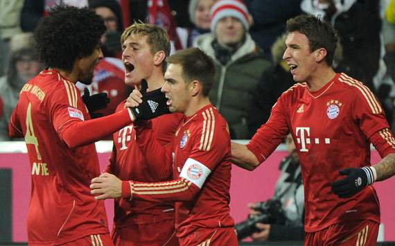 Brazil's towering inferno - Dante peaks after Bayern switch
