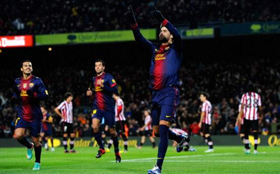 Vilanova: Barcelona on track to win trophies this season