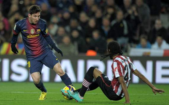 Hasil Pertandingan Barcelona vs Athletic Bilbao Liga Spanyol