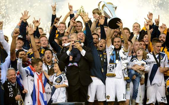 Los Angeles Galaxy, MLS, MLS Cup