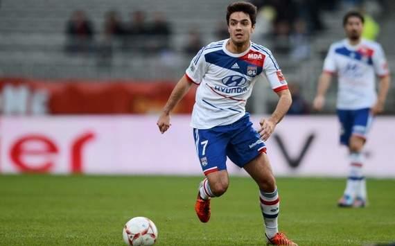 Ligue 1 : Clement Grenier (Lyon vs Reims)