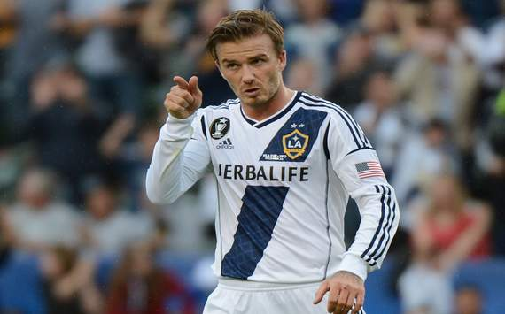 David Beckham calls for focus