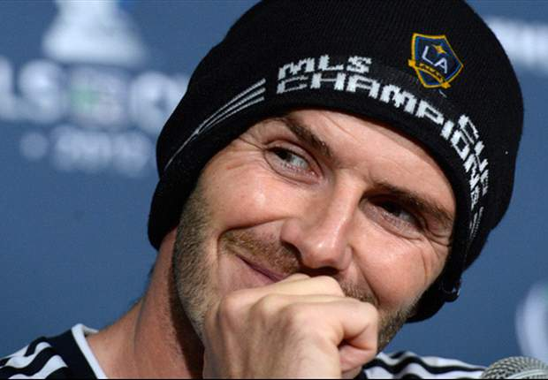 'It's complete nonsense' - Anzhi dismiss Beckham links