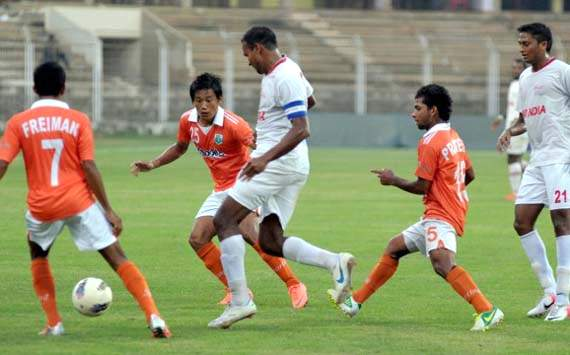 I-league:Sporting Clube de Goa vs Air India