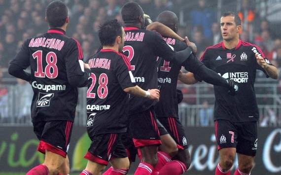 Ligue 1 : Stade Brestois vs Olympique de Marseille