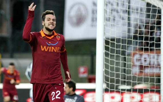 Mattia Destro - Roma-Siena