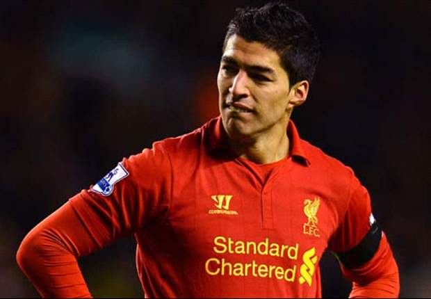 Suarez: My dream is Champions League football for Liverpool