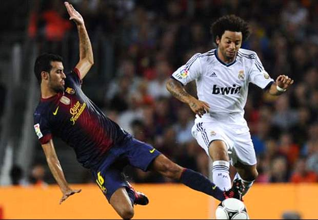 Marcelo hit with €6,000 driving fine