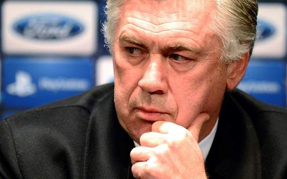 Ancelotti: Nothing has changed with Anelka