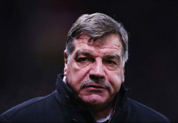 Allardyce unsurprised by Arsenal's struggles