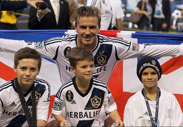 David Beckham's son Brooklyn has Chelsea trial