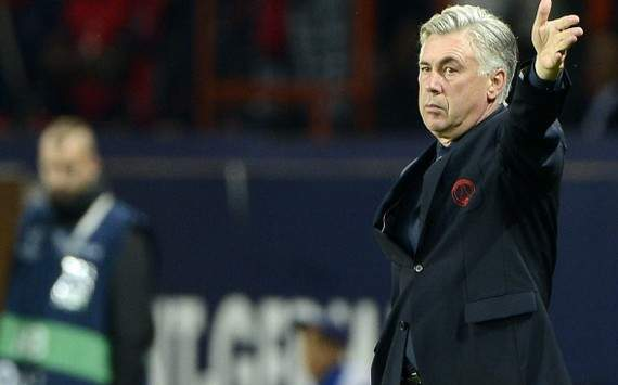 Juventus and PSG behind Barcelona in Europe, says Ancelotti 