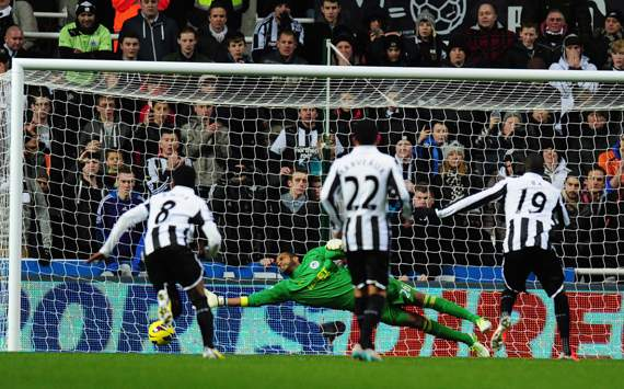 EPL - Newcastle United v Wigan Athletic, Ali Al-Habsi