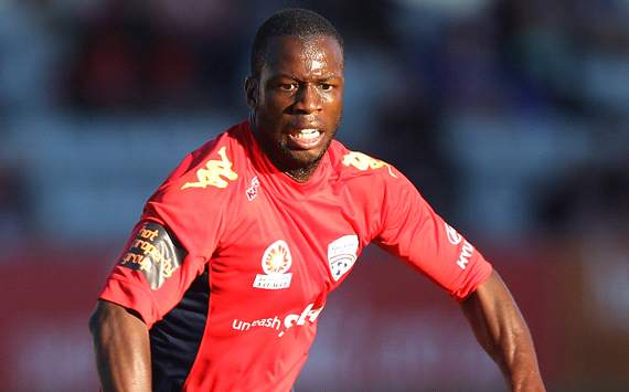 Djite injury blow for Adelaide United