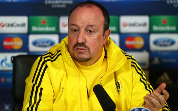 Rafa Bentez: Hay ms opciones que Lampard en el Chelsea