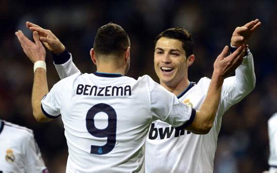 Benzema & Ronaldo - Real Madrid