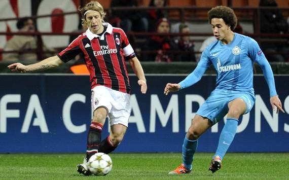 Ambrosini & Witsel - Milan-Zenit - Champions League